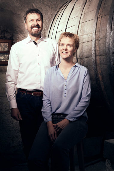 Gabi und Heinz Tschanz